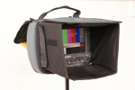 "Panasonic BT-LH80W 8"" LCD monitor with KATA bag/hood SDI and composite inputs"