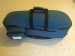 Petrol PCC-3 HARD SHELL Heavy Duty CARRY & TRANSPORT CASE for Professional Video Cameras