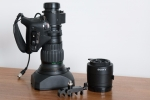 ** SOLD **Fujinon HA16x6.3BEZD-T5D ENG Lens with Digital Servo for Focus and Zoom with Quick Frame