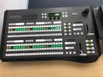 Ross Carbonite 2ME 24 input frame, Carbonite 2ME control panel, Carbonite 1ME control panel