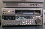 SOLD- Sony DVW-M2000P Digi Beta VTR with Multiformat PB