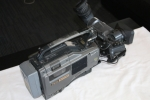 Sony DVW-709WSP Digital  PAL Camcorder with VF & 17x Lens