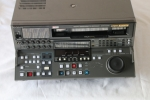 Sony DVW-A500P Digital Beta Video Cassette Recorder Player with Analog SP Playback Just 480 Hrs