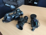 *** SOLD *** Sony EX3 and Sony and Fujinon lens package
