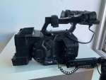 Sony FS7 with XDCA extension unit and 3 x XQD cards