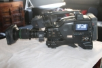 Sony PDW-F800 camcorder just 335 hrs/ HDVF-20A VF/ Canon HJ9x5.5 Lens, batteries/charger & Plate.