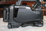 "** Sale Pending ** Sony PDW-F800 camcorder with HDVF-C35 Colour VF "" As New"" Just 56 hrs from New"
