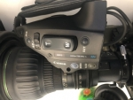 Sony PDW-F800 XDCam Camcorder & Canon HJ22x HD Lens