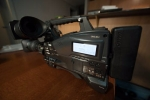 Sony PMW-350K XDCam Camcorder with colour VF and Fuji HD 21x Lens