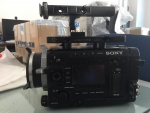 Sony PMW-F55 4k Camera with OLED VF and Accessories