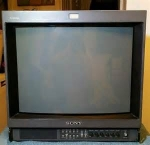 "Sony PVM Monitors 14"" - 29"" - Analogue input only required.  Do not need digital input.  If you"