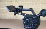 Sony PXW-FS5 Camcorder KIT inc Metabones T Speed Booster & SHAPE FS5 BASEKIT ++