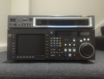 Sony SRW-5800 SR VTR with ALL optional Boards