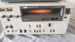 Sony U-Matic VO-5630 Recorder/Player in good condition