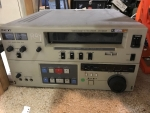 "Sony VO-9800P (PAL) 3/4"" HI Band UMatic-SP Videocassette Player"