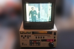 "Sony VO-9850P (PAL) 3/4"" HI Band UMatic-SP Videocassette Recorder Working-w-Time-Code-Reader"
