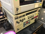 """**SOLD**Sony VO-9850P (PAL) 3/4"""" HI Band UMatic-SP Videocassette Recorder"""