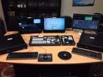 ** SOLD ** Tricaster 455 Multi Camera production System.